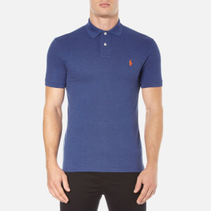 Polo Ralph Lauren Men's Short Sleeve Slim Fit Polo Shirt - Beach Royal
