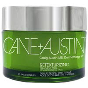Cane and Austin Retexturizing Treatment Pads