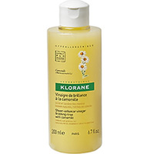 Klorane Clarify and Shine Rinse with Chamomile