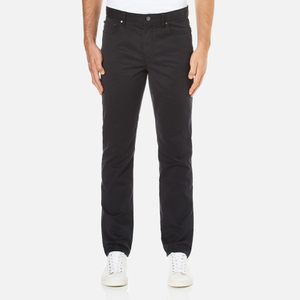 Michael Kors Men's Slim 5 Pocket Twill Jeans - Black