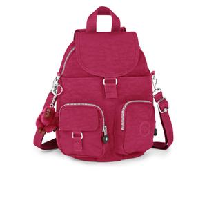 Kipling Women's Firefly Medium Backpack - Berry