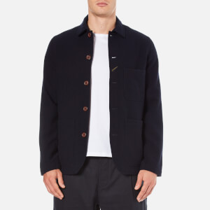 Universal Works Men's Chore Jacket - Navy