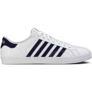 K-Swiss Men's Belmont SO Trainers - White/Eclipse