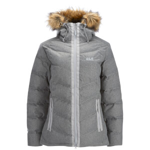Jack Wolfskin Women's Baffin Bay Jacket - Alloy Heather