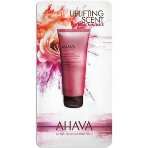 AHAVA Mineral Body Lotion Sample