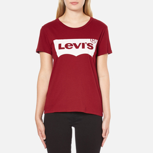 Levi's Women's The Perfect T-Shirt - Sun Dried Tomato