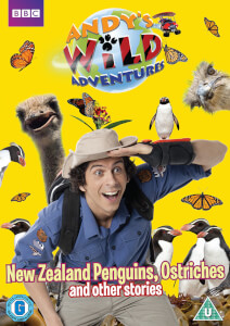 Andy's Wild Adventures - New Zealand Penguins, Ostriches and Other Stories