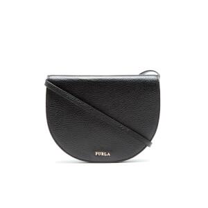 Furla Women's Club Cross Body Pouch Bag - Black