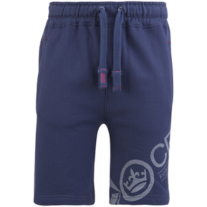 Crosshatch Men's Pacific Jog Shorts - Insignia Blue