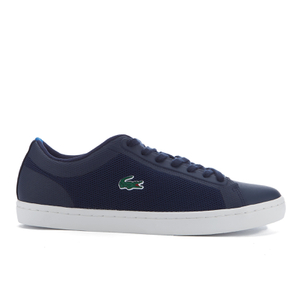 Lacoste Men's Straightset SR 316 1 Trainers - Navy