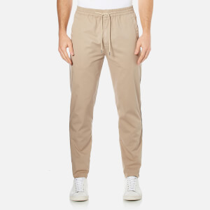 Folk Men's Drawstring Trousers - Washed Sand