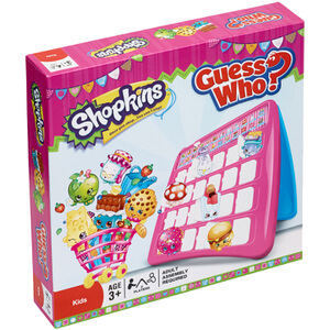 Guess Who - Shopkins Edition