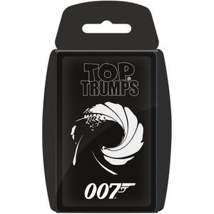Top Trumps Specials - 007