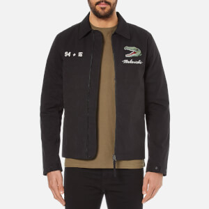 Maharishi Men's Heiwa Zoku Tour Jacket - Black