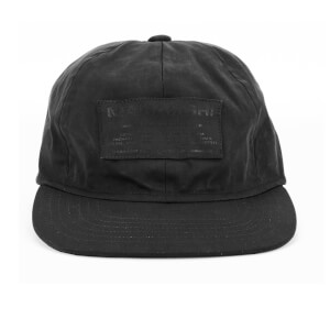 Maharishi Men's Miltype 6 Panel Cap - Black
