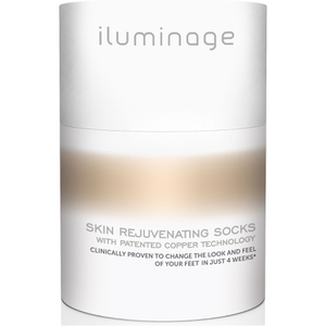 Iluminage Skin Rejuvenating Socks S/M