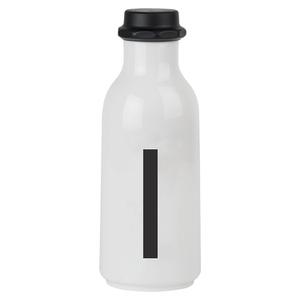 Design Letters Water Bottle - I