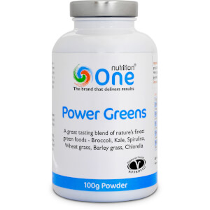 Power Greens Powder