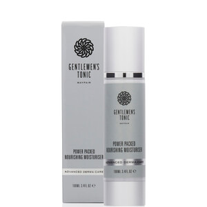 Gentlemen's Tonic Advanced Derma Care Power Packed Nourishing Moisturiser 100ml