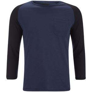 Produkt Men's 3/4 Sleeve Raglan Top - Dress Blue
