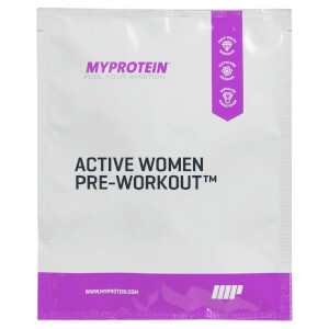 Active Woman Pre-Workout Échantillon™