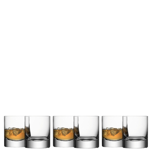 LSA Bar Tumbler - 250ml (Set of 6)