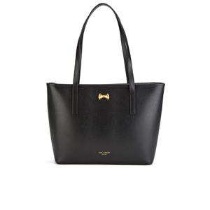 Ted Baker Women's Anaiya Micro Bow Small Shopper Tote Bag - Black