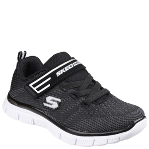 Skechers Kids' Flex Advantage Trainers - Black