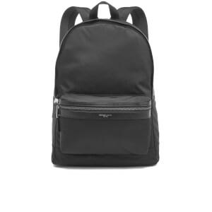 Michael Kors Men's Kent Nylon Backpack - Black