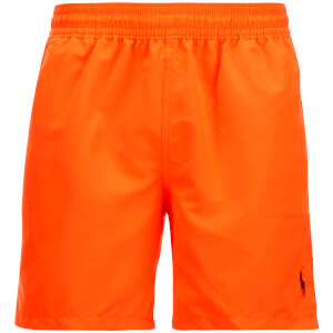 Polo Ralph Lauren Men's Swim Shorts - Rescue Orange