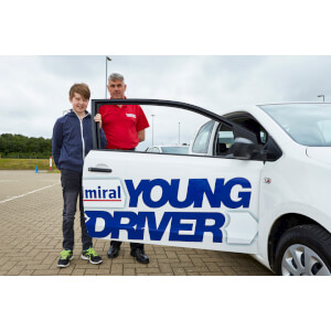 30 Minute Young Driver Experience - UK Wide