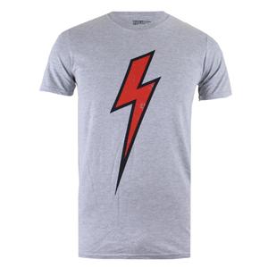 Flash Gordon Men's Flash T-Shirt - Grey Marl -