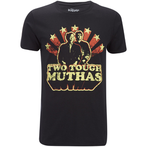 Karate Kid Mens Muthas T-Shirt - Zwart