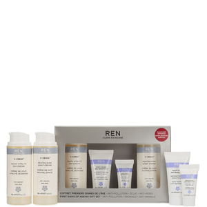 REN Youth Vitality Instant Firming Collection (Worth £72.00)