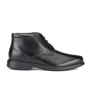 Rockport Men's Charles Road Plaintoe Chukka Boots - Black