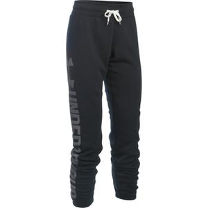 Under Armour Women's Favourite Fleece Pants - Black