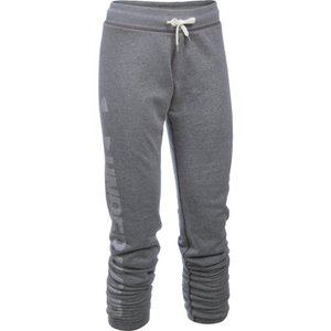Under Armour Women's Favourite Fleece Pants - Carbon Heather