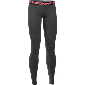 Under Armour Women's Favorite Leggings - Carbon Heather