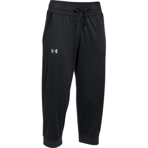 Under Armour Women's Tech Capri Tights - Black