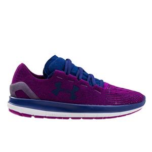 Under Armour Women's SpeedForm Slingride Running Shoes - Purple Lights/White