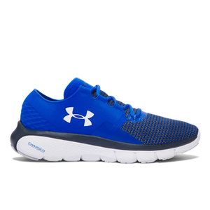 Under Armour Men's SpeedForm Fortis 2 Running Shoes - Ultra Blue/White