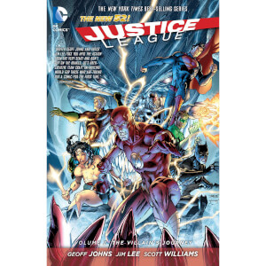 Justice League: The Villains Journey - Volume 2 Graphic Novel