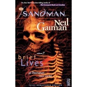 Sandman: Brief Lives - Volume 7 Graphic Novel (New Edition)