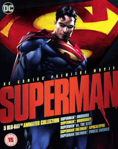 Superman Animated Boxset