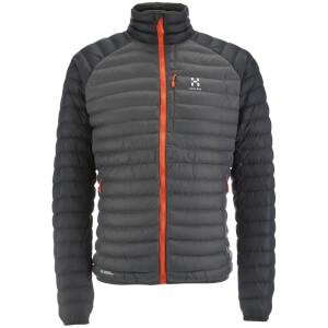 Haglofs Men's Essens Mimic Jacket - Magnetite/True Black