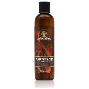 Revitalizador de Cabello Moisture Milk de As I Am 237 ml