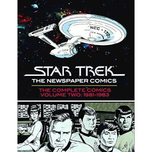 Star Trek: Newspaper Strip - Volume 2 Graphic Novel