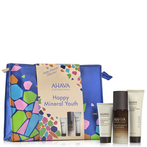 AHAVA Happy Minerals Smooth and Glow Face Set
