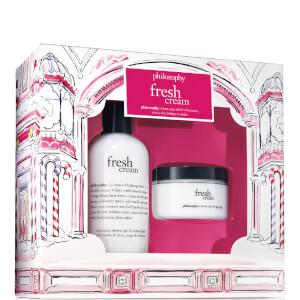 Philosophy Fresh Cream Gift Set