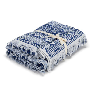 Sorema Indigo 3 Piece Towel Bale
